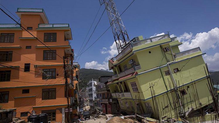 El terremoto en Nepal desplazó dos regiones del Tíbet