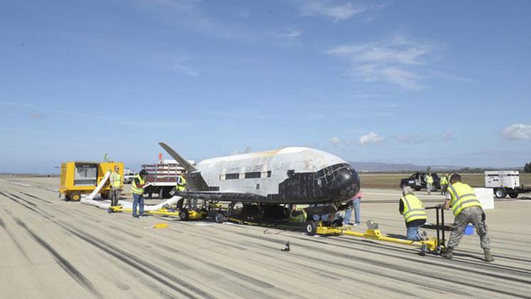EE.UU. lanza un enorme cohete secreto al espacio y no quiere contar su objetivo