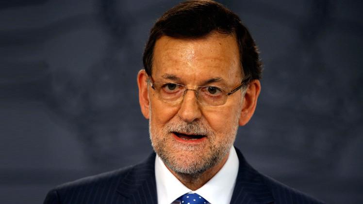 """Rajoy: """"España es una gran nación y los españoles muy españoles y mucho españoles"""""""