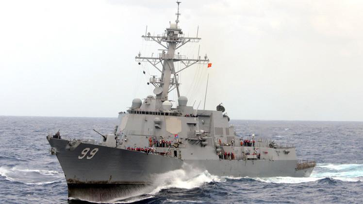 """""""EE.UU. crea una coalición militar para desatar la guerra contra China"""""""