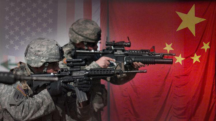 """""""EE.UU. lleva a cabo una guerra polifacética contra China"""""""