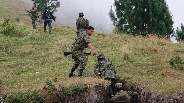 Colombia: 26 guerrilleros de las FARC fueron abatidos en bombardeo de las FF.MM.