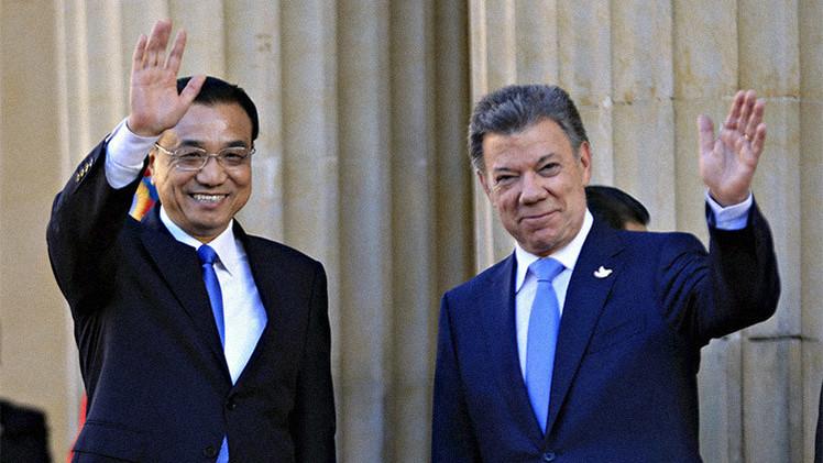 Colombia y China negociarán la firma de un tratado de libre comercio bilateral