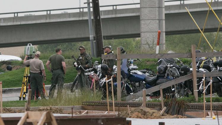 La Policía de Texas espera ataques con explosivos por parte de bandas de moteros