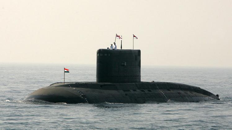 Una empresa india busca a un socio ruso para construir submarinos atómicos