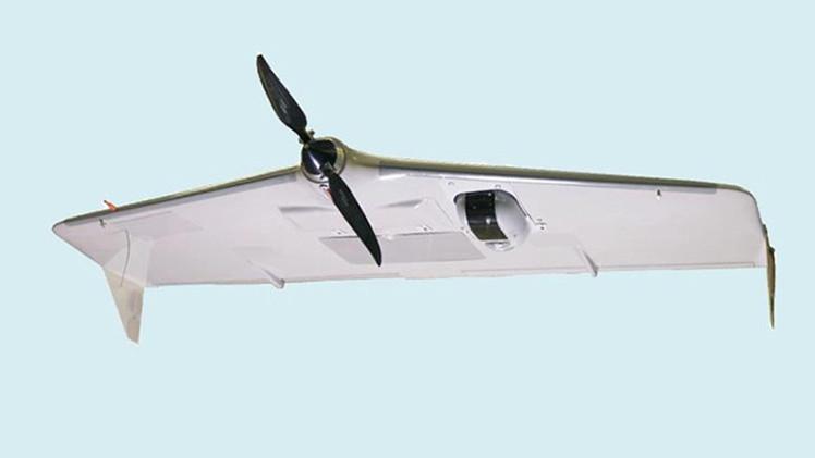 Video, Fotos: Kaláshnikov muestra sus modernos drones en una expo de seguridad en Moscú
