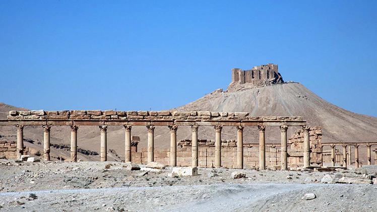 """""""La destrucción del patrimonio de Palmira se considerará un insulto a la civilización"""""""
