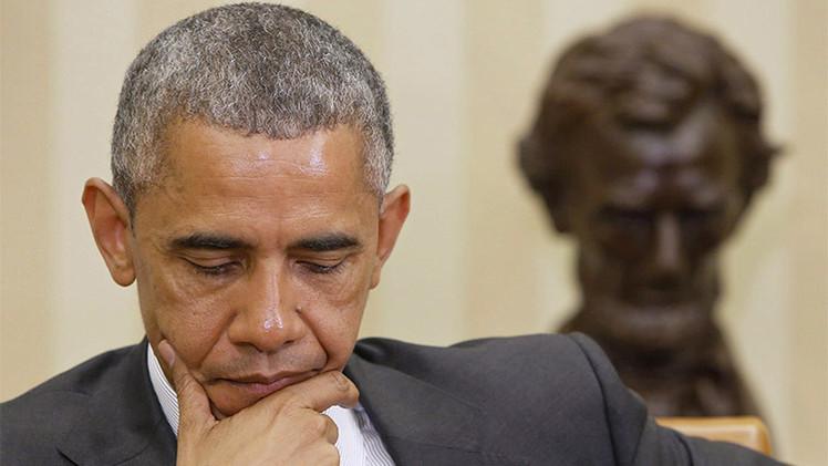 Obama firma ley que permitirá al Congreso vetar el acuerdo nuclear iraní