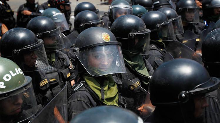 Perú: Declaran estado de emergencia en provincia de Islay tras disturbios por proyecto minero