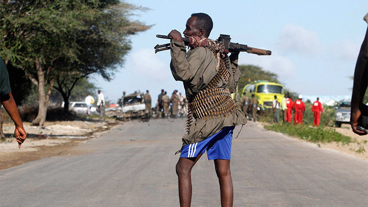 Somalia: Un yihadista descubre que lucha contra su propio hermano