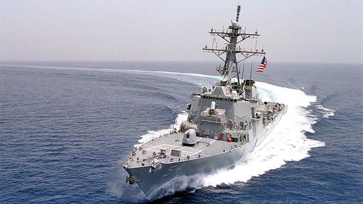 """""""Al enviar buques de guerra a China EE.UU. demostraría que la ley internacional no le importa nada"""""""