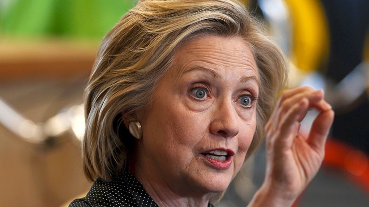 Los estrechos lazos de Clinton y Monsanto: recibe mucho dinero y promueve los OGM