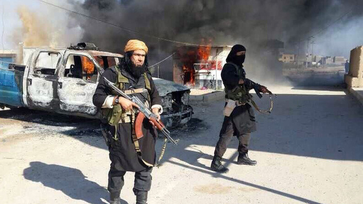 Informe del Pentágono: Occidente vio al EI como una oportunidad estratégica