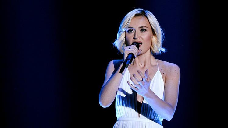 La rusa Polina Gagárina logra el segundo puesto en el Festival de la Canción de Eurovisión
