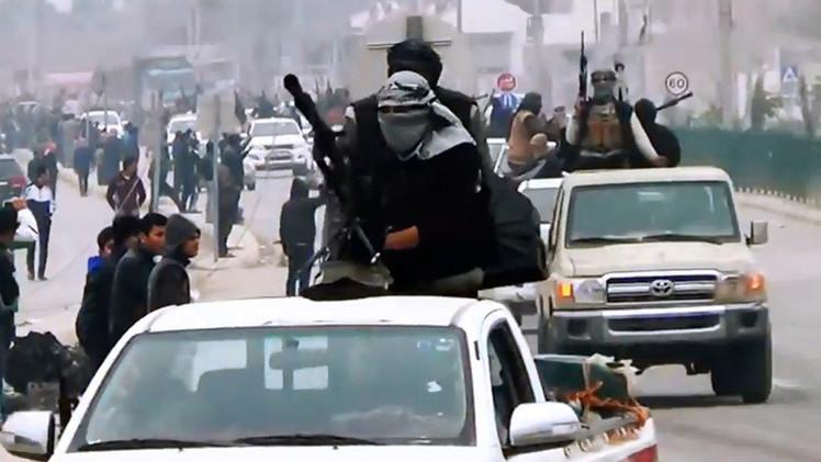 El Estado Islámico asesina a 400 personas en Palmira, la mayoría mujeres y niños