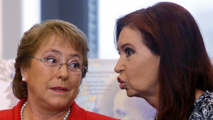 El Estado Islámico habría amenazado de muerte a Cristina de Kirchner y Michelle Bachelet