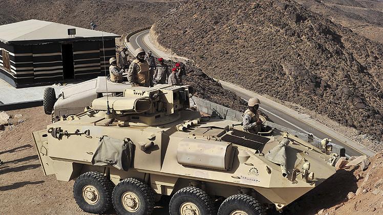 Arabia Saudita declara la alerta máxima en la frontera con Yemen