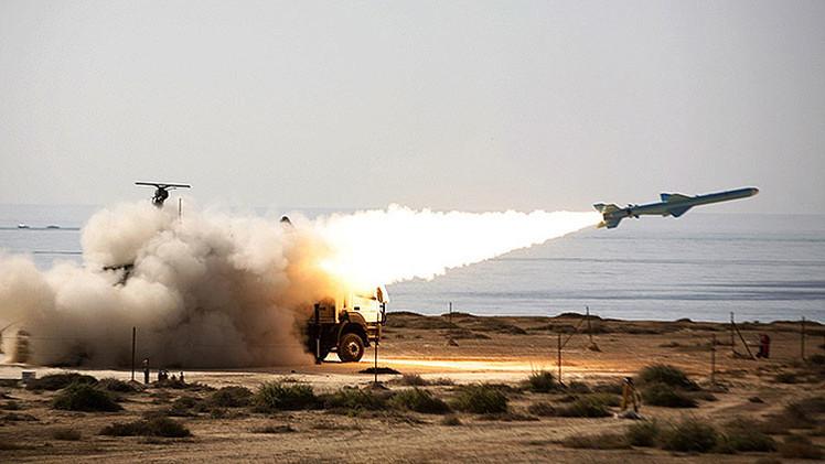"""Irán sostiene ejercicios militares para contrarrestar la """"agresión"""" regional"""