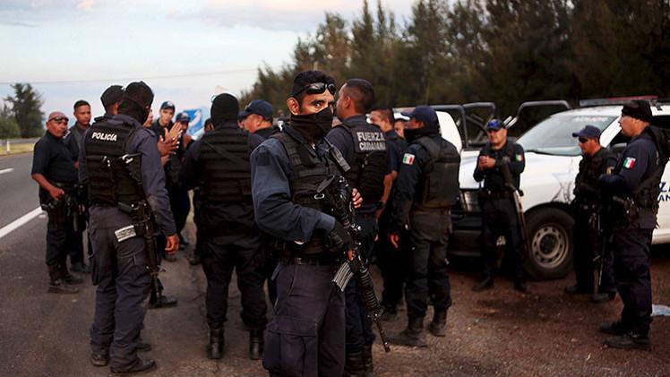 Difunden video que presuntamente grabó el tiroteo que se cobró 43 vidas en Michoacán