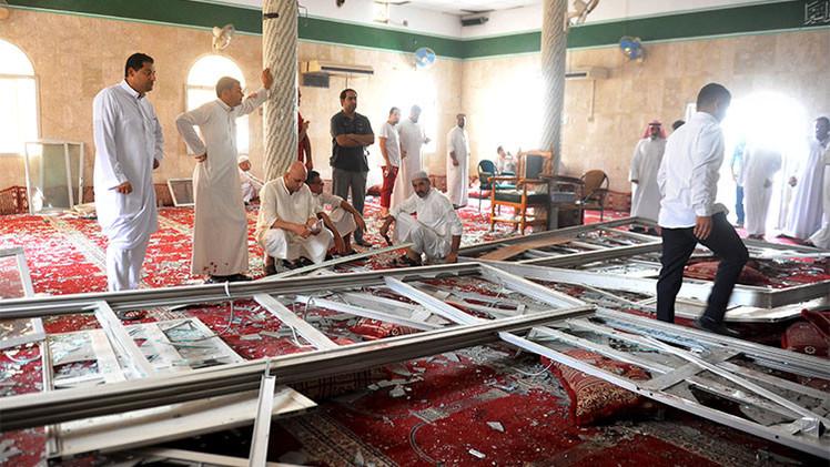 """El rey saudí promete """"acabar"""" con el Estado Islámico después del ataque a una mezquita"""