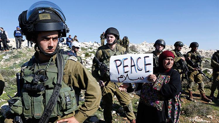 """Encarcelan a un soldado de Israel por calificar de """"infrahumano"""" el trato a los palestinos"""