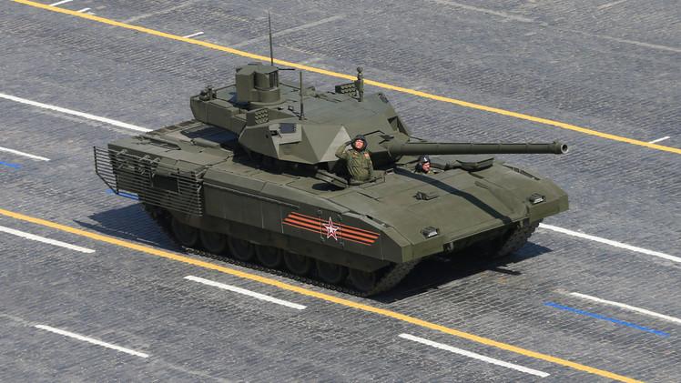 """""""Europa tardará 15 años en crear un tanque rival del Armata ruso"""""""