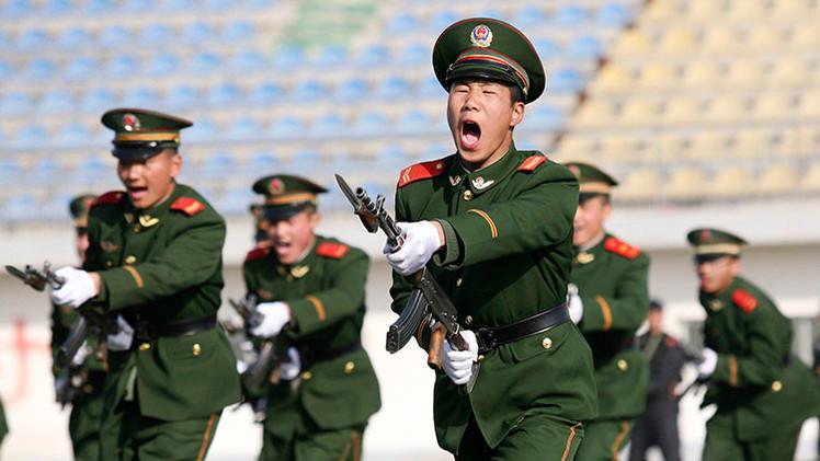 ¿Cómo sería un enfrentamiento militar entre China y EE.UU.?