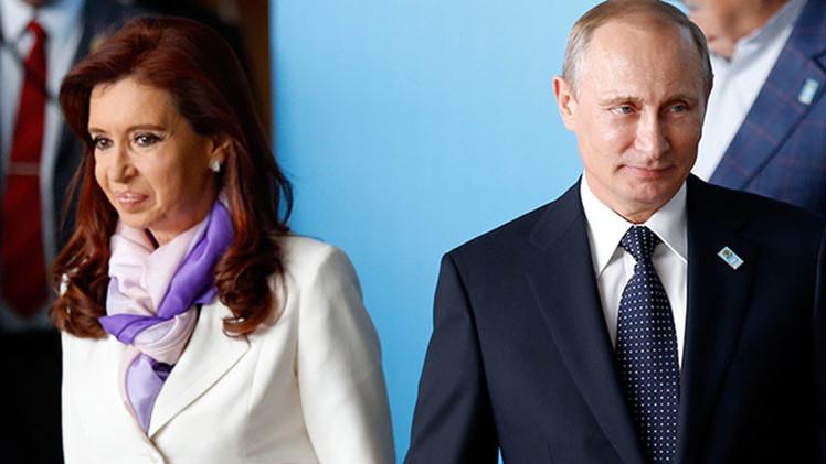 """El grupo BRICS pisotea a EE.UU. en América del Sur"""
