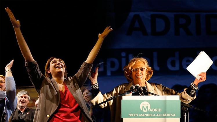 Comicios en España: ¿Qué cambiará en Madrid y Barcelona tras el 24M?