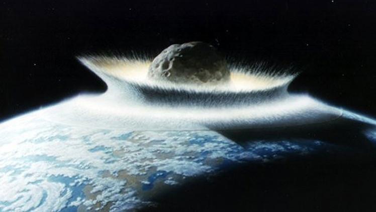 Unos asteroides causaron la ebullición de los océanos hace 3.000 millones de años
