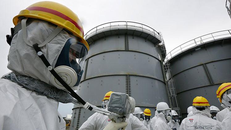 Grietas en contenedores de agua radioactiva en Fukushima pueden provocar una explosión de hidrógeno