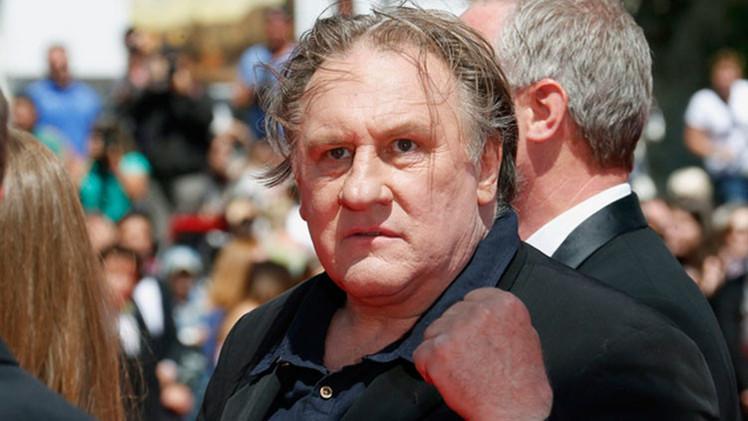 """Gérard Depardieu: """"Estoy dispuesto a morir por Rusia"""""""