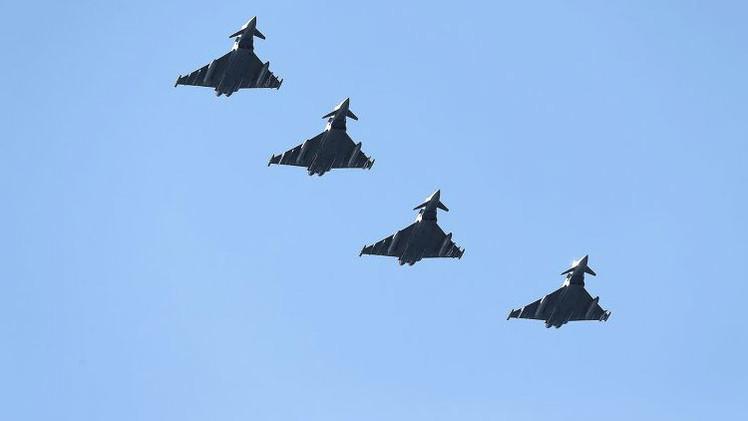 """""""Jugar a la guerra con la OTAN"""": ejercicios en el norte de Europa despiertan críticas en Suecia"""