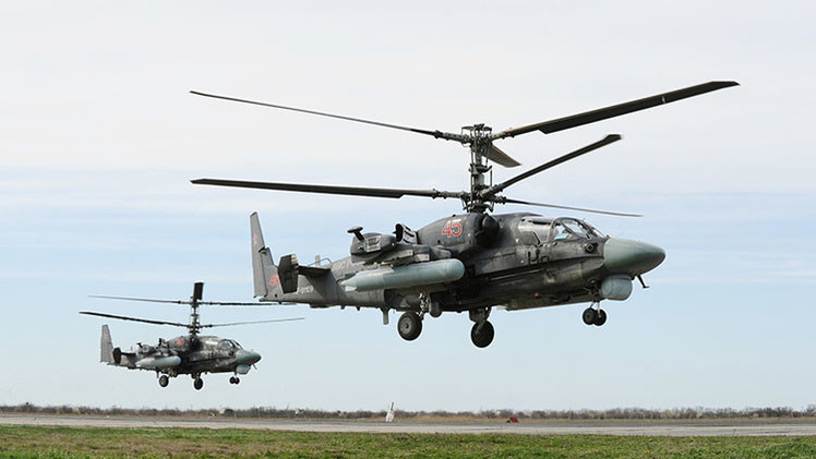 Rusia comienza ejercicios militares a gran escala