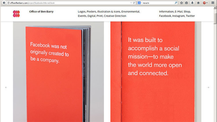 El manual secreto que Facebook entrega a sus empleados sale a la luz