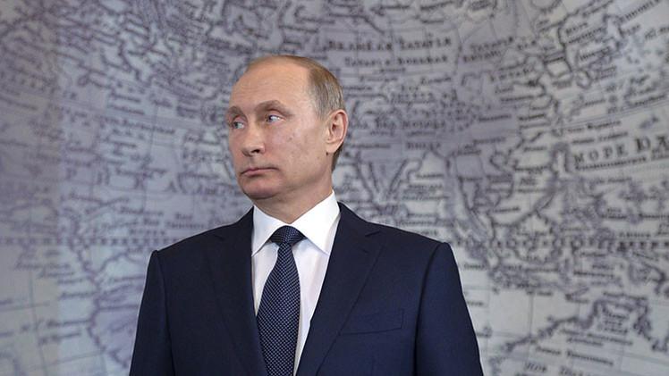 """Filósofo francés: """"El centro del mundo se encuentra en Rusia"""""""