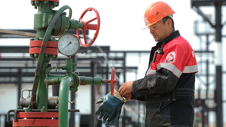 La petrolera rusa Lukoil se adentra en México
