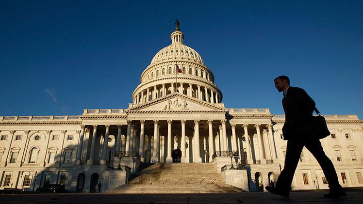 EE.UU.: Evacúan el Capitolio (video)