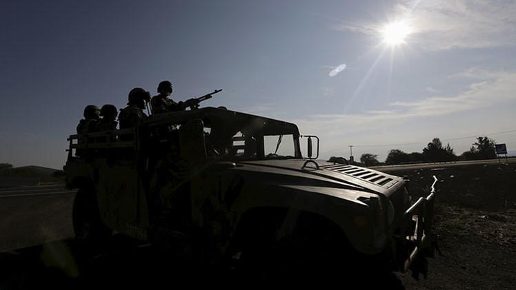 México: Enfrentamiento en el estado de Michoacán deja seis muertos