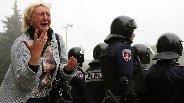 Un diario alemán detecta que HRW falsifica fotos en la Red para criticar a Rusia