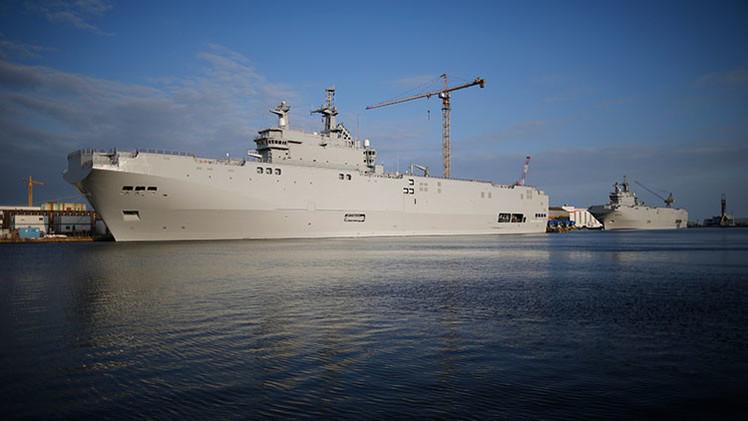 ¿Por qué Rusia sale ganando aunque no se le entreguen los buques Mistral?