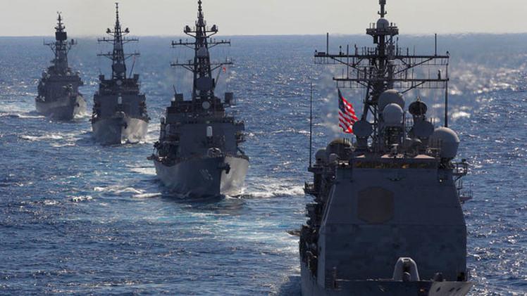 Experto: Los tres escenarios de una guerra entre EE.UU. y China