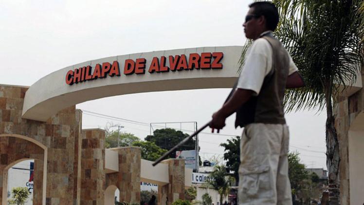 'Feria de la muerte' en México: documentan 105 asesinatos en Chilapa
