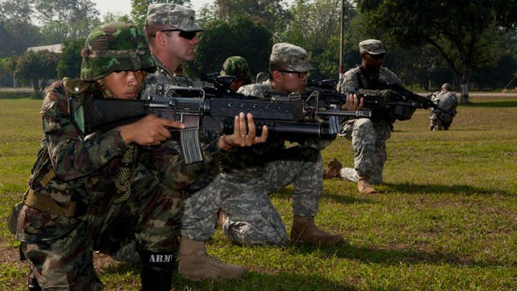 """Las tropas de EE.UU. pueden """"combatir esta misma noche"""" en Corea del Norte"""