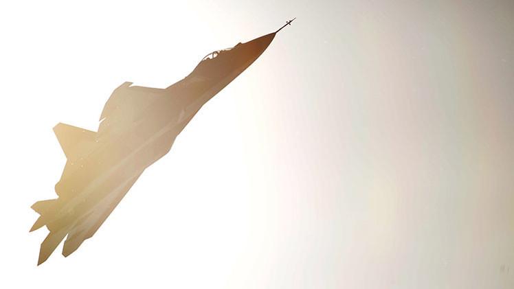El caza ruso T-50 asusta a los militares estadounidenses