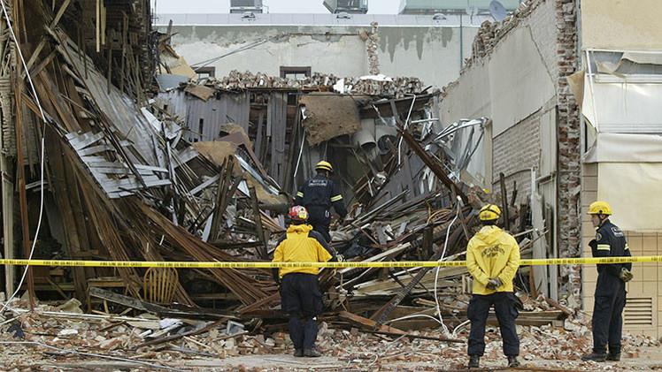 Un devastador terremoto 'de película' podría ocurrir en California