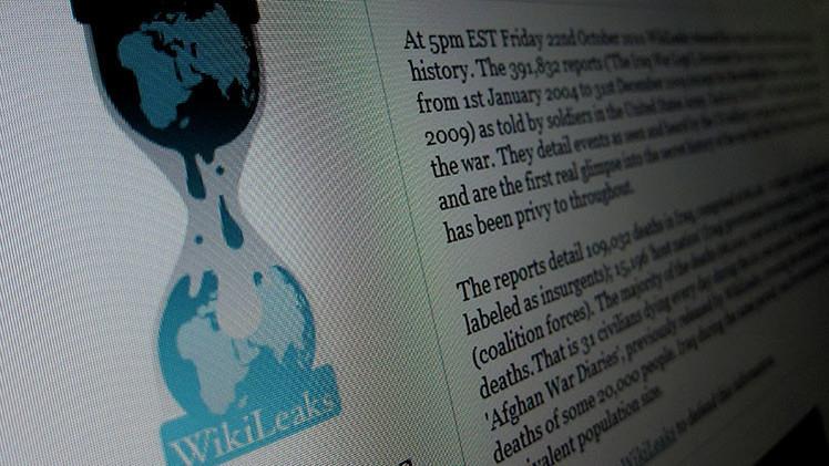 WikiLeaks publica datos diplomáticos de EE.UU. sobre el auge de conflictos mundiales