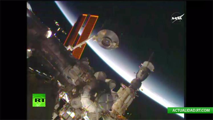 VIDEO: Así se prepara la EEI para recibir los primeros vuelos espaciales comerciales