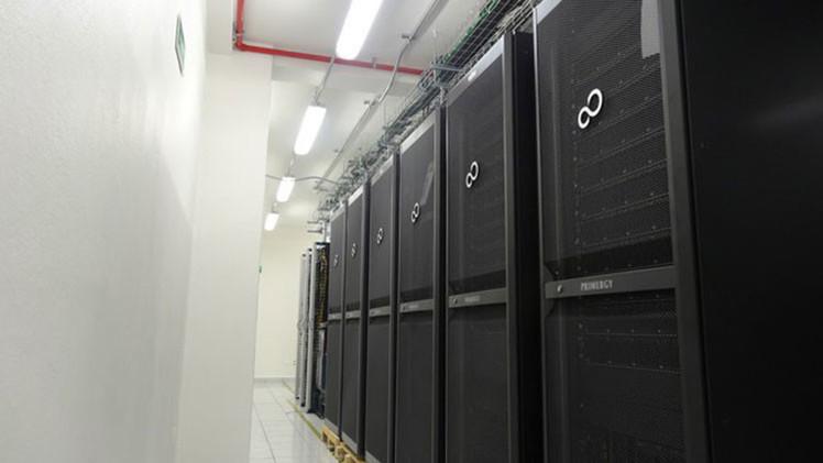 Así luce la computadora más potente de América Latina (Fotos)