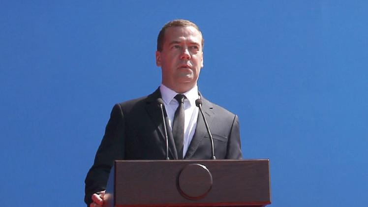 """Medvédev: Respuesta de Rusia a la decisión de Occidente sobre las sanciones """"será equivalente"""""""